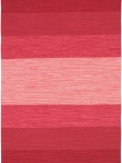 Chandra Rug Red Stripe Ombre IND-3_Flat