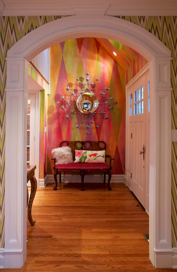 Exclusive Designer Decorating Tips How To Use Bold Colors Print