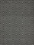 Dash & Albert Rug - Black/Ivory - Indoor/Outdoor RDB170
