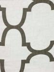 Kravet Trellis Fabric white Grey RIAD-CLOVE