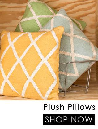 Save on Select Pillows at DecoratorsBest