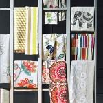 Trend Alert : Modern Embroidered Fabrics