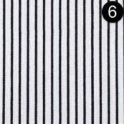 Duralee Fabrics - 15351-295 Black White