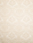 Fabricut Fabric - Williams Damask - Beige - 3585001