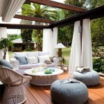 4 Ways To Instantly Add Glamour to Your Outdoor Space