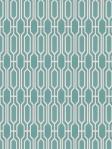 Fabricut Fabric - Blues Travelers - Teal 4639001