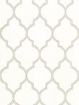 Schumacher Fabric - Algiers Embroidery - Linen 67331