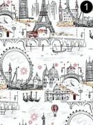 York Wallpaper Euro Scenic BL0436