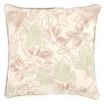 Pine Cone Hill Pillow - Foliage decorative pillow  - FOLDP