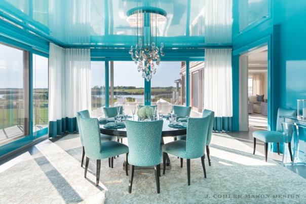Jennifer Cohler Mason - J. Cohler Mason Design  - Dining Room