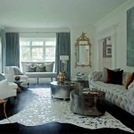 Living Room Ideas: Blend Modern Glamour With Classic Elegance