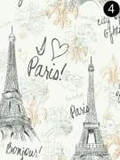 York Wallpaper - Paris Sidwall - PW3909