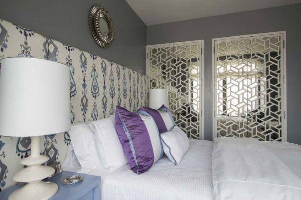 Leslie Rinehardt and Marvin Miller - Reinhardt Miller - Photo Cred - Barbara Alper - Bedroom