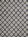 Fabricut Fabric Blue Trellis Indigo Ace in the Hole 2909901
