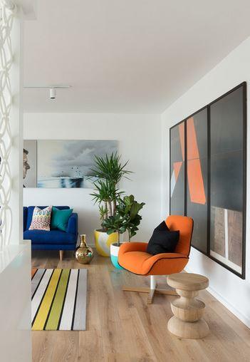 60s inspired decor mr. mitchell interior designers & decorators