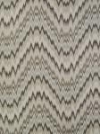 black white chevron fabric greenhouse A9793