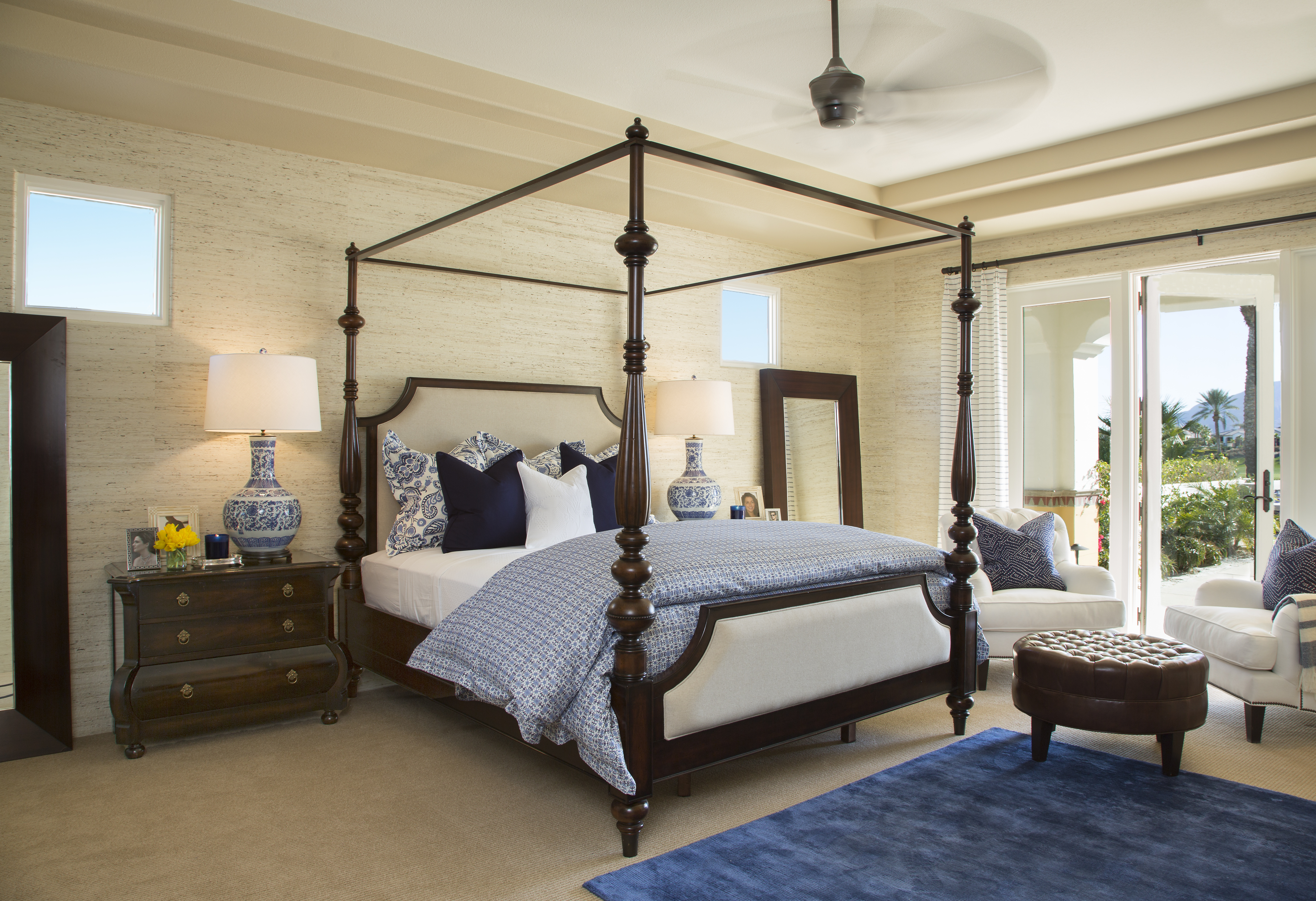 Etonnant Master Bedroom By Barclay Butera Interior Design Decor