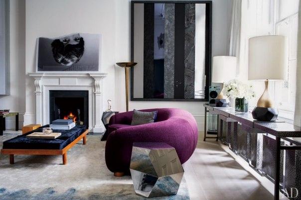 velvet classic elegant modern interior decor by  francis sultana