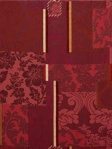Mulberry Fabric Patchwork Red BrickFD536_V127_0