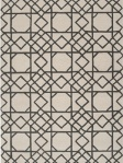 Black and White Geometric Area Rug Surya g5070-58