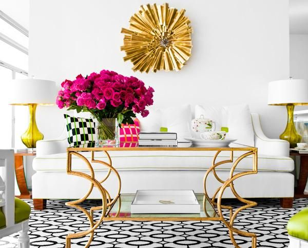 gold-accents-decor-geometric-area-rug-pattern