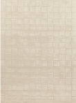 Surya Area Rug Geometric Squares Cream White Wool knt3013-58