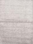 Grey Area Rug Bamboo Silk Lustre JaipurLU03