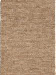 Chandra Hand Woven Natural Jute Area Rug PRI-25402_Flat
