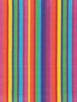 multicolored area rug laguna stripe woven cotton RDA294