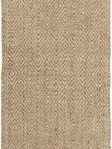 Jute Rug Tan Diamond Pattern Surya Area Rug