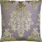Ryan Studio Throw Pillow Damask Royal Beauty-775-T