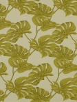 Robert Allen Fabric Split Leaves - Palm