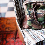 20 Rooms with Plaid Accents