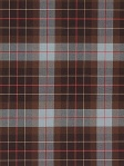 Lee Jofa Plaid Fabric Black Grey Red Cecil Wool Plaid Walnut 2004014_56_0