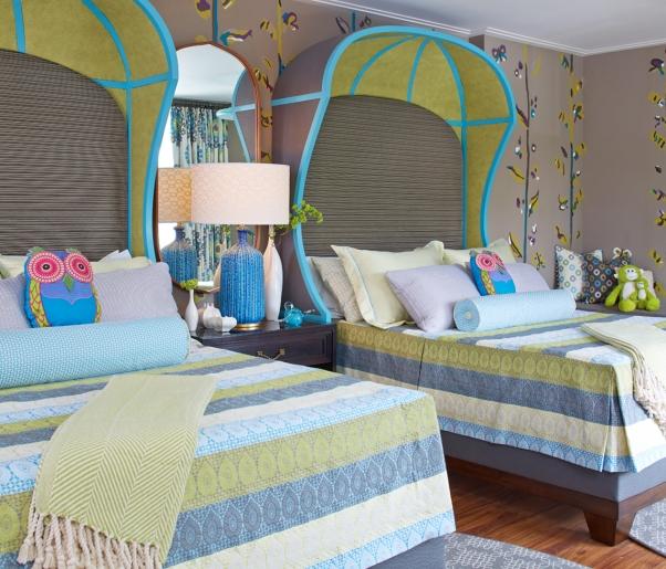 4 Robin Baron Design - Ronald McDonald House of LI Bedroom Pic 3
