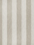 Fabricut Fabric Teague Linen Grey Stripe 4540302