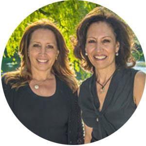 Anne and Gail Tarasoff