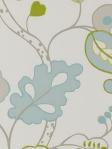 Clarke & Clarke Wallpaper Botanica WP - Aqua