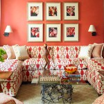 Exclusive Designer Decorating Tips: How To Use Bold Colors & Print
