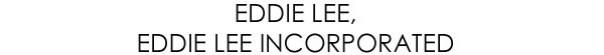 EDDIE LEE INCORPORATED