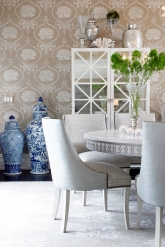 dining room by Elsa Soyars Interior Design photo by Bob Frame