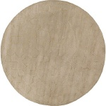Surya Tan Taupe Area Rug Wooless7669-8rd