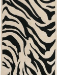 Black White Abstract Site Surya Area Rug g59-58