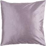 Lavender Throw Pillow Silk Interior Decor Surya hh030