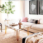 How Celebrities Enhance Their Homes with Rugs