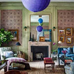 How to Mix Pattern & Color in Your Decor