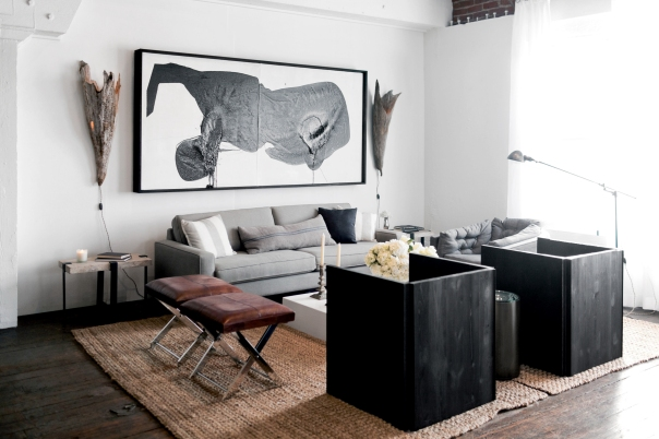 How to Decorate with Grey and Neutrals Interior Decor by Lukas Machnik