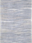 Surya Abstract Blue Grey White Area Rug sh7406-58