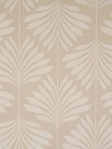 Clarke & Clarke Wallpaper Vogue - Taupe