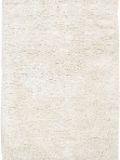 Surya Fur Area Rug White ash1300-58
